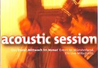 Acoustic-Session